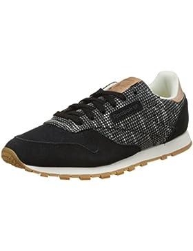 Reebok Cl Leather Ebk, Zapatillas de Running Unisex Niños