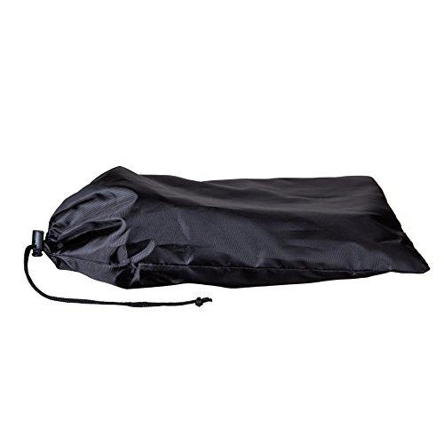 41iLlDpGF2L. SS500  - ZB LED Light Walking Stick Sponge Handle Adjustable Folding Cane Walking Stick With Carrying Case (Black)