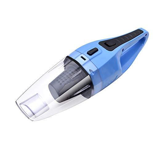 Nosterappou Aspirateur de Voiture pour aspirateur, aspirateur de Voiture de Voiture est Petit et Pratique (Couleur : Bleu)