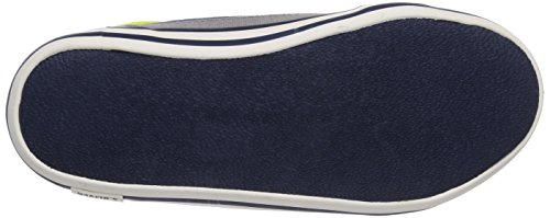 s.Oliver 44213, Baskets Basses fille Bleu - Blau (Navy Comb 891)