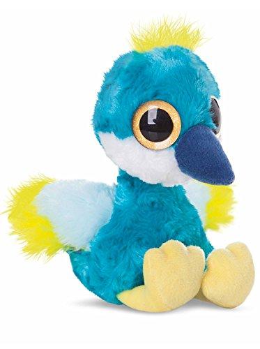 aurora-world-5-inch-yoohoo-and-friends-crownee-crowned-crane-plush-toy