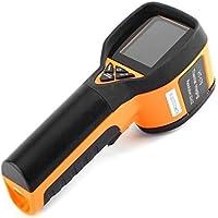 Cámara termográfica infrarroja HT-175 Imágenes 32X32 Temperatura -20 a 300 grados (Color: negro y naranja)