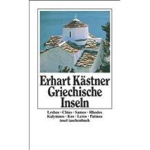 Griechische Inseln: Aufzeichnungen aus dem Jahre 1944 (insel taschenbuch)
