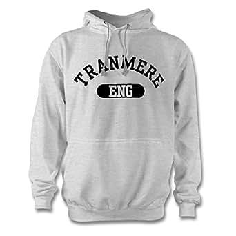 Tranmere England City Kids Hoodie Grey/Black