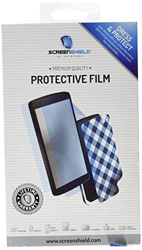 Screenshield Schutzfolie ALLVIEW P7 Lite [3 Stück, 2 Versionen] - volle Abdeckung des Bildschirms & Rückseite; bei Nutzung mit oder ohne Handyhülle; kein Panzerglas