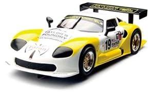 Cars - Coche de modelismo Escala 1:32 (3.5x13.3x6.5 cm) Importado de Francia