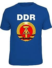Original RAHMENLOS® Geschenk T-Shirt für den Ostalgie Fan: DDR