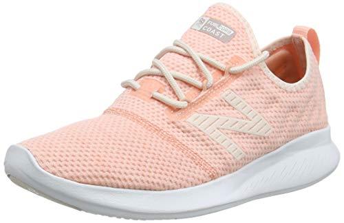 online store 1ec8b 68f90 New Balance Fuel Core Coast v4, Zapatillas de Running para Mujer, Rosa (Pink
