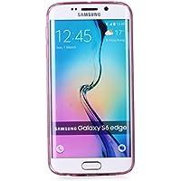 Liamoo dünne rundum Schutzhülle für Samsung Galaxy S6 pink