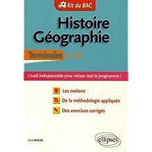 Histoire Geographie Terminale l et Es