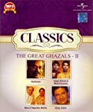 Classics: The Great Gazals - II (Harihar...