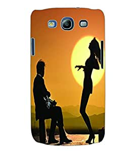 ColourCraft Music Wallpaper Back Case Cover for SAMSUNG GALAXY S3 I9300