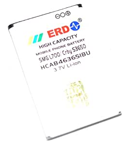 ERD Samsung compatible Battery SMG L 700 HCAB463651BU - Corby S3650