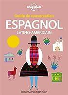 Espagnol latino-américain © Amazon