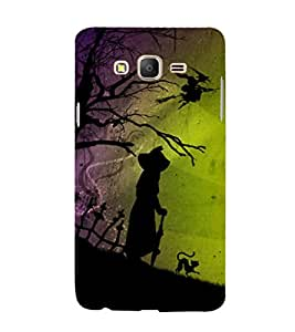EPICCASE Witch Mobile Back Case Cover For Samsung Galaxy On5 (Designer Case)