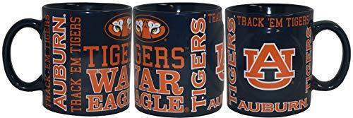 Boelter NCAA Auburn Tigers Tasse mit Spruch, ca. 400 ml -