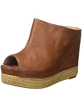 Jeffrey Campbell Virgo Leather, Sandali con Tacco Donna