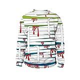 Tragende Strickjacke der Paare -3D Blut und Bandage Print Halloween Langarm Hoodie Pullover Top- Sweatshirt Damen Sweatjacke Langarmshirts-Tunika Damenmode-Langarm Blusen-Kapuzen Bluse(Blau,XL)