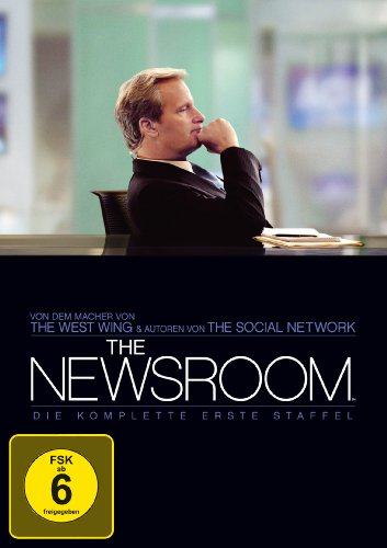 The Newsroom - Die komplette erste Staffel [4 DVDs]