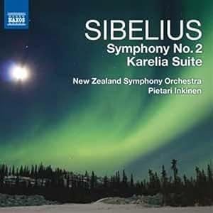 Symphonie N° 2 - Suite Karélia