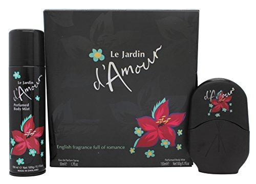 Eden Classics Le Jardin d'Amour Confezione Regalo 50ml EDP + 150ml Body Spray