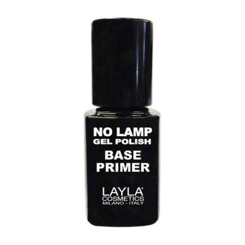Layla Cosmetics Milano Smalto Primer No Lamp, utilizzo senza lampada asciugatrice