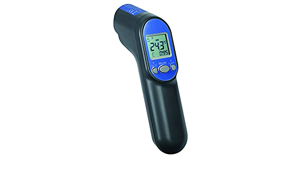 Tfa Dostmann Scantemp 450 Infrarot Thermometer Berühungsloses Messen Oberflächentemperatur Auch Für Profi Einsatz Garten