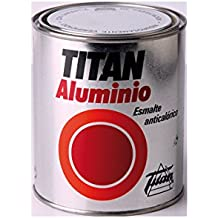 Titan M30716 - Esmalte de aluminio anticalorico 375 ml