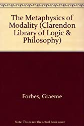 The Metaphysics of Modality