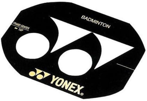 Yonex badminton badminton badminton stencil card AC418 nero B00RK47TIK Parent | On-line  | Nuovo 2019  | Cheapest  | Di Qualità Dei Prodotti  a54a01