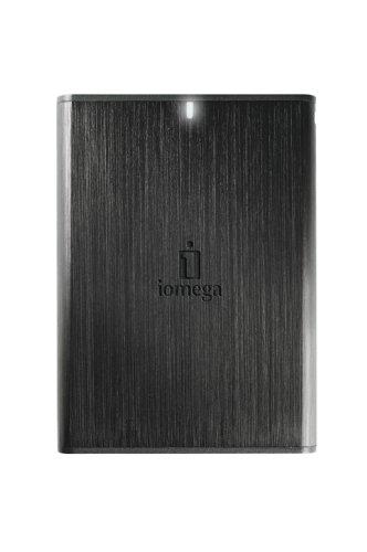 Iomega Prestige Portable Compact externe Festplatte 6,4cm (2,5 Zoll), USB 2.0, 500GB