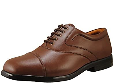Action Synergy Men's Formal Shoes Tan ME432