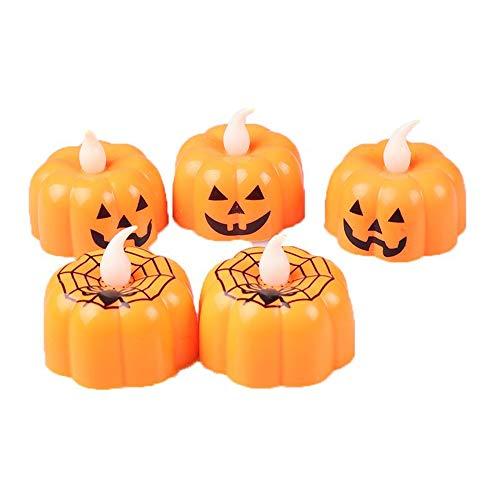 Halloween Dekoration elektronische Kürbis Lampe Atmosphäre Dekoration