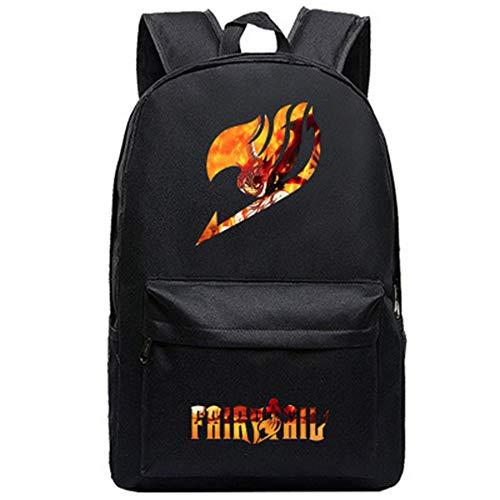 Haililais Fairy Tail Schulrucksack Reiserucksack Trekkingrucksäcke Sport Outdoor -