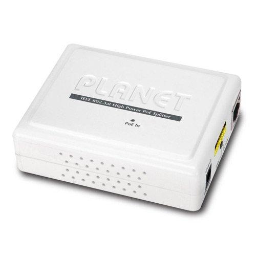 PLANET IEEE802.3at High Power PoE Splitter 12V/24V High-power-splitter