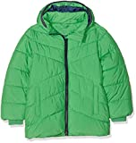 NAME IT Jungen Jacke NMMMIL Puffer Jacket Camp, Grün Kelly Green, 104