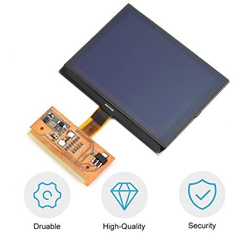 Auto Auto VDO Glas-LCD-CLUSTER-Bildschirm mit Flex-Anschluss und Display-Treiber für AUDI A3 / A4 / A6 - Black & Brown