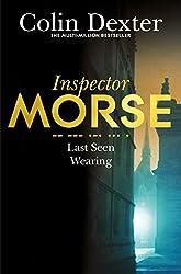 Last Seen Wearing (Inspector Morse Series Book 2)