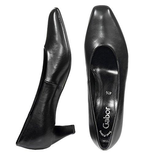 Gabor, escarpins femme Noir