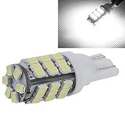 Veicolo 6000K Xenon White T10 Retromarcia Lampadine 3020 SMD 42 LEDs