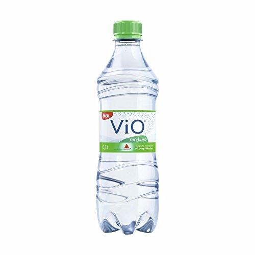 ViO aus dem Hause Apollinaris Mineralwasser  Vio Medium, 18er Pack (18 x 500 ml) im Test