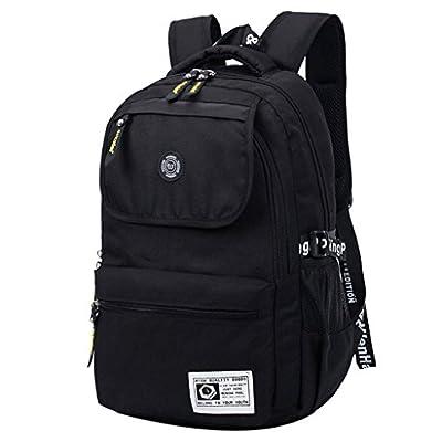 Super Modern Unisex Nylon School Bags Waterproof Hiking Backpack Cool Sports Backpack Laptop Rucksack School Backpack