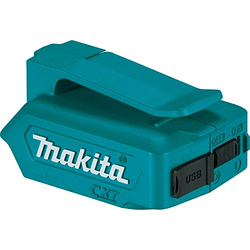 Makita DEAADP06 Akku-USB Adapter 10,8V
