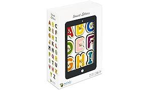 Marbotic Smart Numbers - Chiffres en Bois interactifs pour Tablette