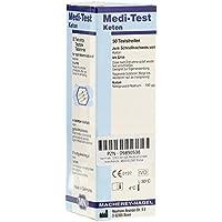KETON Teststreifen 50 St preisvergleich bei billige-tabletten.eu