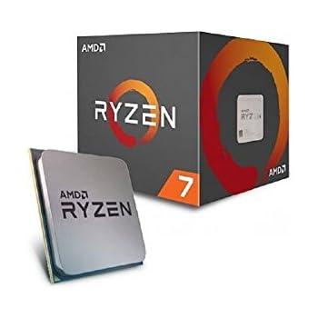 microprocesador AMD Ryzen 7 1700