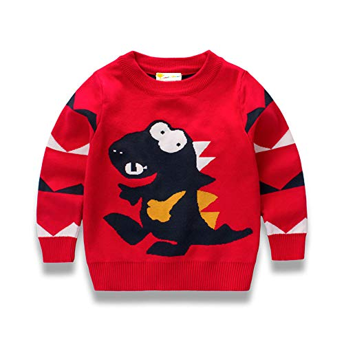 Boys Christmas Jumper for Kids X...