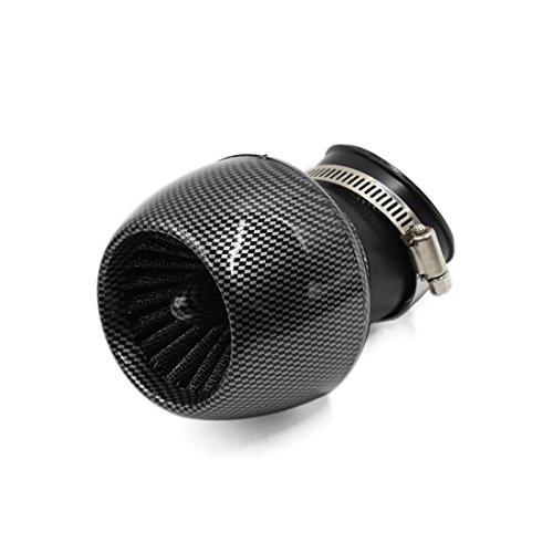 sourcingmapr-motorcycle-45mm-inlet-dia-carbon-fiber-print-air-intake-cone-filter
