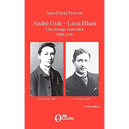 André Gide-Léon Blum