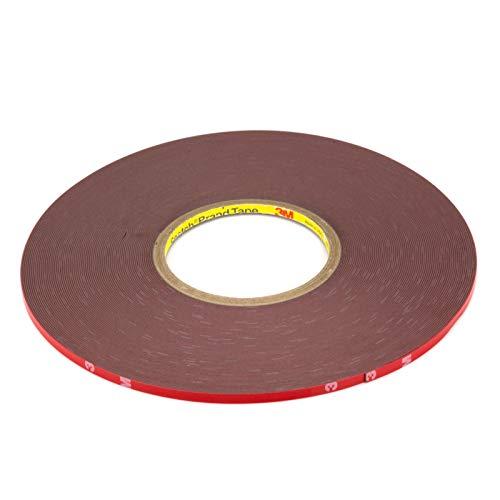 DonDo 3M 4229P doppelseitiges Klebeband Montage Klebestreifen Klebepad 5mm x 33m